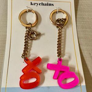 Keychains XO Hugs Kisses 815974023135
